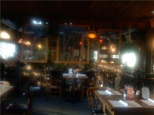 Ashley's Cafe, a haunted restaurant near Cocoa, Florida