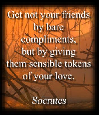 friendship Socrates