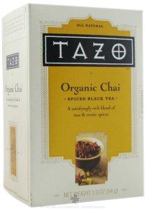 Tazo chai