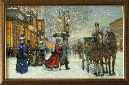 Winter Victorian